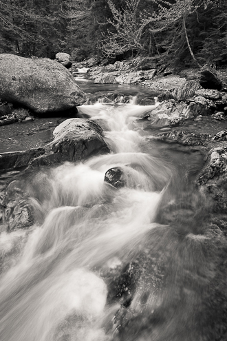 Photo of a Vermont Stream