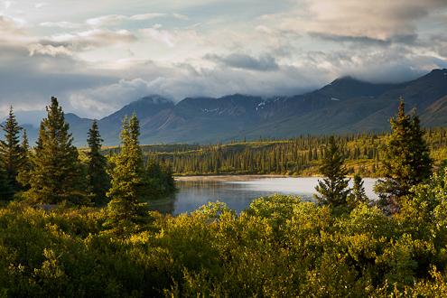 alaska landscape image