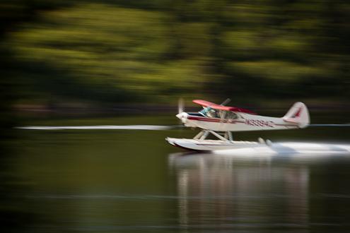 alaska float plane image