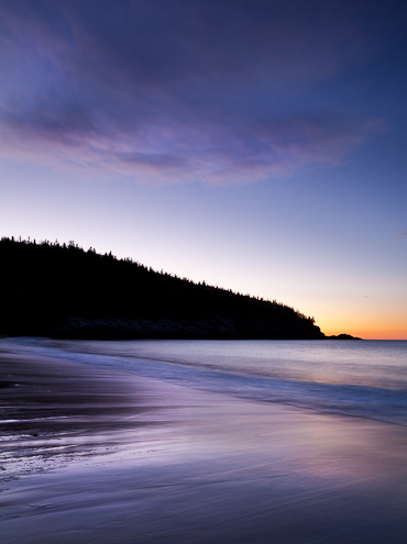 acadia national park photography maine